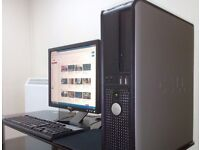 Fully working - Dell 740 - Windows 7, 2.8GHz Dual Core PC. (Tower unit only)
