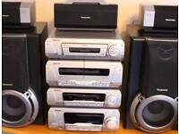 Technics eh270 stereo stack