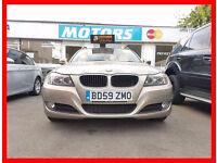 (Diesel Auto) --- 2010 BMW 3 Series 2.0 --- 318d ES Touring --- ESTATE --- Diesel Auto --- BMW 318 d