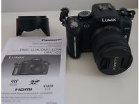 Panasonic Lumix DMC-G2 12.1MP Compact System Camera with 14-42mm Lumix Lens