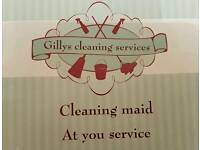Gillys cleaning services