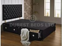 Delux divan bed double