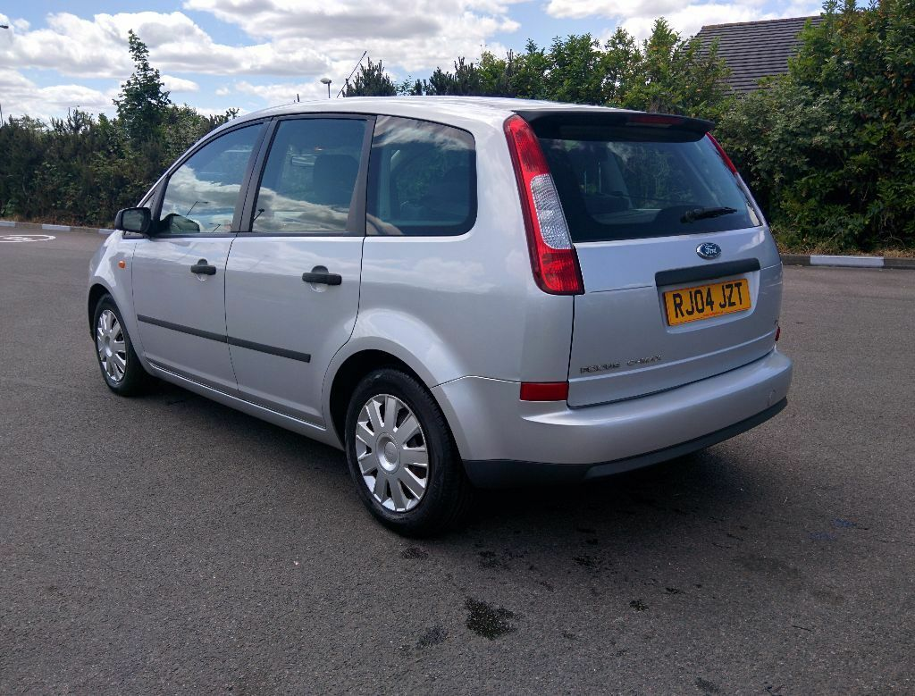 ford c max 1 6 in excellent condition long mot tax 45000 mileage new battery with 3 yr. Black Bedroom Furniture Sets. Home Design Ideas