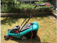Bosch Rotak 34 lawnmower