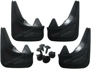 Rubber Moulded Universal Fit MUDFLAPS Mud Flaps for Volvo MODELS
