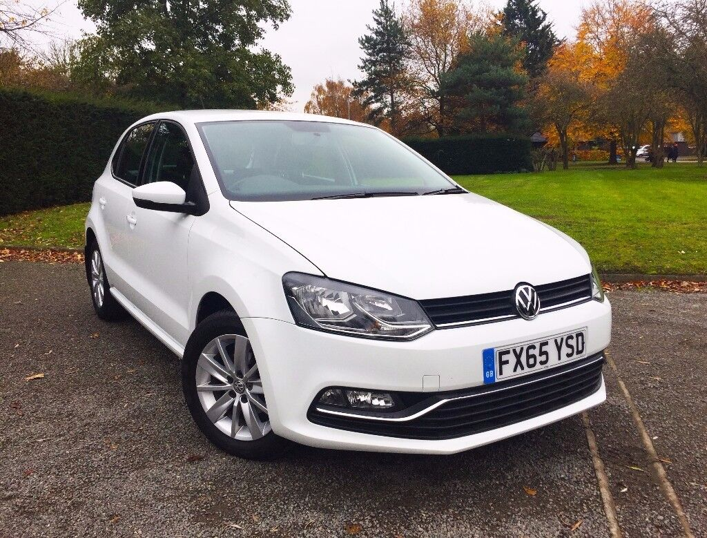 volkswagen polo 1 2 tsi bluemotion tech se design hatchback 5dr start stop in huntingdon. Black Bedroom Furniture Sets. Home Design Ideas