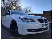 BMW 520d 2009 Low Mileage Full Years Mot Full Service History Great Condition Inside And Out !!!