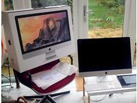 "IMAC + KEYBOARD + APPLECARE MINT CONDITION: 27"" Late 2013, 3.5 GHz i7, 8 GB,1TB, NVIDIA 780M 4096 MB"