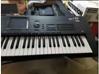 Korg i30 keyboard