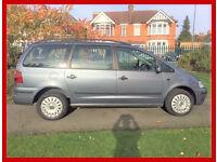 2009 Volkswagen Sharan 1.9 TDI PD S -- 5 Doors -- Automatic -- Hpi Clear - 7 Seats -- Diesel -- Grey