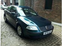Sale or Swap VW Passat 2.0 British Racing Green immaculate running order
