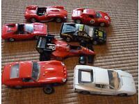 F1 - Ferrari-Fans: Kleine Sammlung Modellautos ! 7 Stück ! 1:24 Hessen - Bad Arolsen Vorschau
