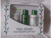 Simple feel good gift set