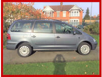 2009 Volkswagen Sharan 1.9 TDI PD S -- 5 Doors -- Automatic -- Hpi Clear - 7 Seats -- Diesel -- Grey