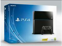 PS4 with box used but great condition