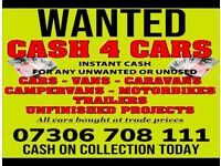 ✅🔴 SELL MY CARS AND VANS CASH TODAY EVEN SCRAP WANTED FAST COLLECTION