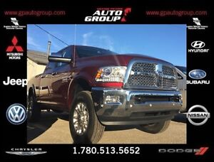 2017 Ram 3500 LARAMIE|OUT TOWS THE COMPETITION