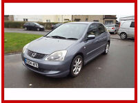 2004 Honda Civic 1.6 i-VTEC SE Hatchback --- Hpi clear --- 5 Doors --- alternate4 toyota corolla