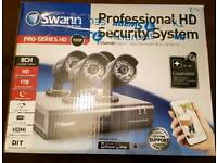 Swann Professional CCTV HD security system