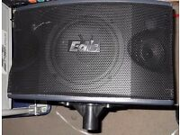 Edis E715B. Speakers