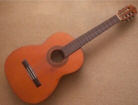Suzuki Nagoya Japan Classical Acoustic Guitar No. 1664 Early 70's - RARE