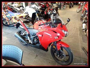 2013 Honda CBR250R -