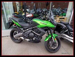2014 Kawasaki Versys 650 -