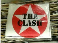 Brand new The Clash wallets.