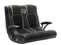 X-Rocker Dual vs Double Gaming Chair
