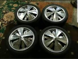 """18"""" Spinner alloys"""