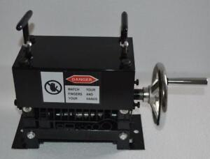 Manual Wire Stripping Cable Copper Stripper Strips Machine 153024