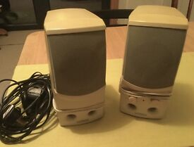 Cambridge Audio powered loudspeakers for PC, iPod, mobile phone etc