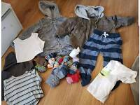 Boys bundle of clothes Reduced for quick sale