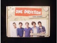 One Direction The Game – Opened but never been played.