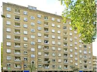 Newly Renovated two/Three Bed Flat with Dual Balconies Minutes to Warren St, Euston and Regents Park