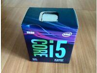 Intel Core i5 9400f intel 9th gen cpu