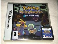 Nintendo DS - Pokemon Mystery Dungeon: Blue Rescue Team