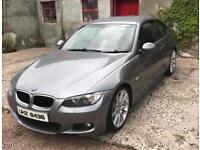 BMW 320 D M SPORT COUPE 93K