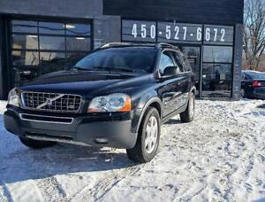 2006 VOLVO XC90 AWD - CUIR - TOIT OUVRANT