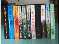 Free teenage novels