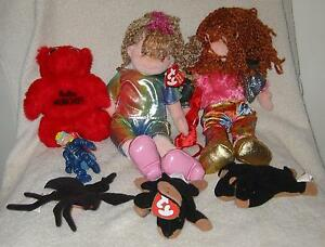 Dolls-&-TY-collectibles & Music Boxes & snow globes