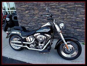 2009 Harley-Davidson Fat Boy -