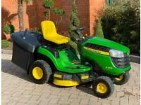 John Deere X135R Ride on mower - lawnmower - Honda / Stiga / Toro / Countax
