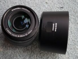 Pentax-Samsung 50-200 Digital Zoom Lens D-Xenon 1:4.0-5.6 Can post UK only