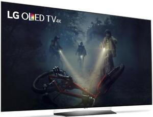 LG 65INCH OLED 4K UHD HDR webOS 3.5 Smart TV ONLY @ $2300 BRAND NEW IN BOX WITH NO TAX SALE