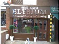 Hair salon business for sale