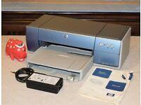 HP Deskjet 5552 colour inkjet printer - USB & Centronics Parallel ports
