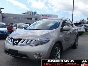 2009 Nissan Murano LE |Leather Seats|Alloys|Back Up Camera|