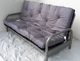 """Futon settee or double bed 76"""" x 48"""""""