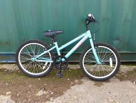 Girls Apollo mountain bike 20'' wheels £25